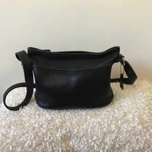 Coach Black Vintage Legacy Shoulder Bag